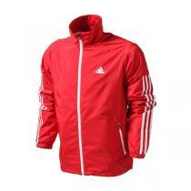 adidas阿迪达斯男装外套夹克新款三条纹运动服AZ8425