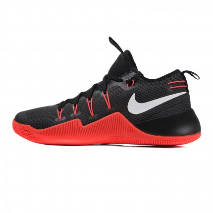 鞋挺好看,就是穿上挺费劲的,适合脚瘦的, 耐克篮球鞋844392 016