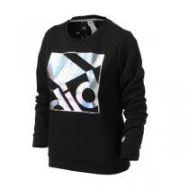 adidas阿迪达斯女装卫衣2016新款套头衫运动服AZ4841