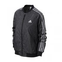 adidas阿迪达斯女装外套夹克2016新款三条纹运动服AZ4871