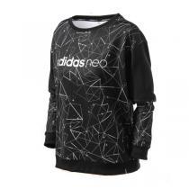 adidas阿迪达斯NEO女装卫衣2016新款运动服AY9947