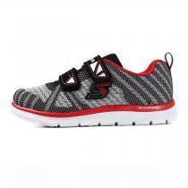 斯凯奇童鞋17新款男婴童0-4岁防滑网面透气休闲运动鞋95052N