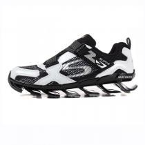 斯凯奇 童鞋 男小大童4-13岁跑步鞋95570L