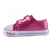 斯凯奇 童鞋 女婴童0-4岁生活休闲休闲鞋