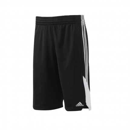 阿迪达斯adidas男黑运动裤图片
