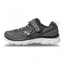 SKECHERS斯凯奇童鞋秋季新品男童网布魔术贴跑步鞋运动鞋