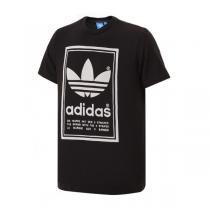 adidas阿迪达斯三叶草运动服男服短袖T恤BP6154