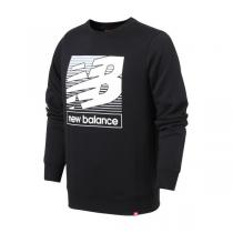 New Balance/NB男装秋冬新款运动休闲长袖T恤AMT73505