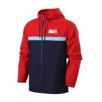 New Balance/NB男装夹克运动休闲梭织上衣外套AMJ73557