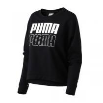 彪馬PUMA運動衛衣女裝套頭運動服85384101