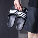 adidas阿迪達斯男子拖鞋時尚涼拖休閑運動鞋AP9971
