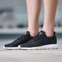 adidas阿迪达斯三叶草女子休闲鞋SWIFT RUN休闲鞋CQ2018