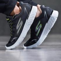Skechers斯凱奇男跑步鞋GO RUN 400透氣運動鞋54355