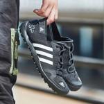 adidas阿迪達斯男鞋溯溪鞋新款CLIMA COOL清風運動鞋Q21031