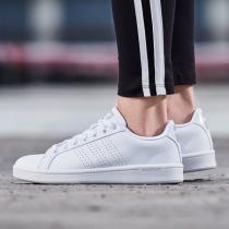 adidas阿迪达斯NEO女子板鞋小白鞋休闲运动鞋BB9609