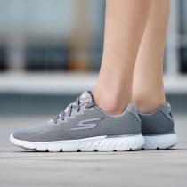 Skechers斯凯奇女鞋跑步鞋透气网布休闲运动鞋14804