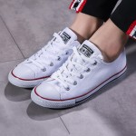 CONVERSE匡威女鞋帆布鞋秋款ALL STAR经典低帮休闲鞋537204C