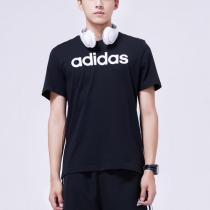 adidas阿迪达斯男装短袖T恤运动服BR4066