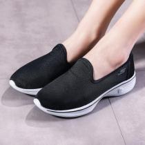 Skechers斯凯奇女健步鞋GO WALK 4网面透气运动鞋14906