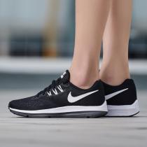 NIKE耐克女鞋跑步鞋ZOOM WINFLO 4气垫运动鞋898485