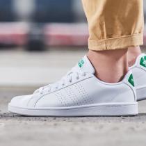 adidas阿迪达斯NEO男子女子板鞋小白鞋休闲运动鞋AW3914