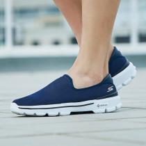 SKECHERS斯凱奇男鞋健步鞋運動鞋一腳蹬54062-NVW