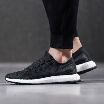 adidas阿迪达斯男子跑步鞋PureBOOST透气休闲鞋CM8238