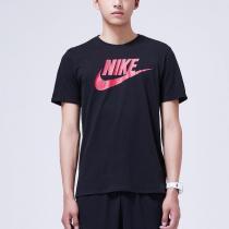 耐克Nike男装短袖T恤运动服运动休闲696708-013