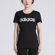 adidas阿迪達斯NEOLOGO款短袖T恤DM2064