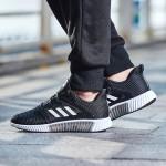 adidas阿迪達斯女子跑步鞋CLIMACOOL清風休閑運動鞋CG3921