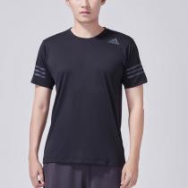 adidas阿迪達斯男子短袖T恤跑步訓練健身運動服CW3927