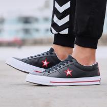 CONVERSE匡威男女板鞋One Star系列復古休閑鞋161566C