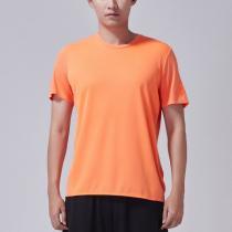 adidas阿迪達斯男子短袖T恤跑步透氣運動服CW4057