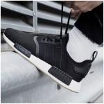 adidas阿迪達斯三葉草男子休閑鞋Nmd_R1運動鞋B42200
