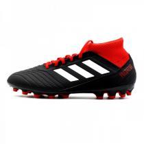 adidas阿迪达斯男子足球鞋Predator 18.3 Ag运动鞋BB7747