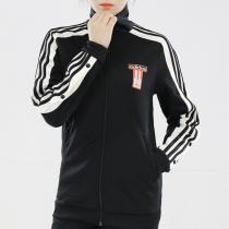 adidas阿迪达斯三叶草女子夹克外套休闲运动服DH4679
