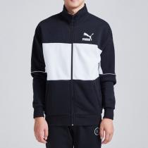 PUMA彪马运动服新款男装针织外套开衫卫衣57752901