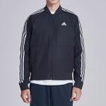 adidas阿迪達斯男子外套夾克飛行領休閑運動服DM5229
