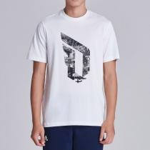 adidas阿迪达斯男子短袖T恤利拉德DAME休闲运动服CW9208