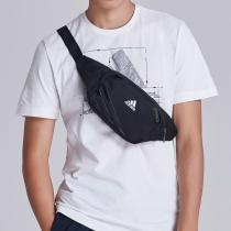 adidas阿迪达斯附配件腰包新款运动包AJ4230