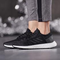 adidas阿迪達斯女子跑步鞋新款PureBOOST GO W休閑運動鞋B75665