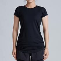 New Balance/NB女装短袖T恤透气圆领休闲套头衫WT81180