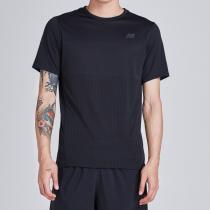 New Balance/NB男装短袖T恤针织休闲透气套头衫AMT83047