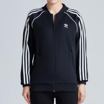 adidas阿迪达斯三叶草女子夹克外套休闲运动服CE2392