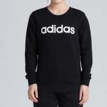 adidas阿迪达斯NEO女运动休闲卫衣DM4129