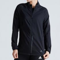 adidas阿迪達斯女子夾克外套秋季新款跑步立領運動服CZ5466