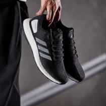 adidas阿迪达斯男子跑步鞋爆米花PureBOOST运动鞋CM8299