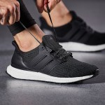 adidas阿迪達斯男子跑步鞋ULTRABOOST潮流運動鞋BB6166