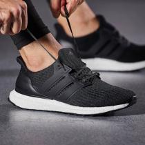 adidas阿迪达斯男子跑步鞋ULTRABOOST潮流运动鞋BB6166