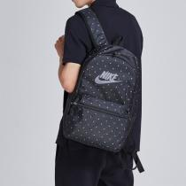 NIKE耐克男包女包双肩包波点户外旅游学生休闲背包BA5761